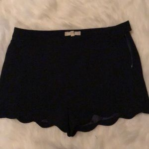 Pants - Navy blue shorts